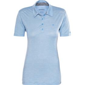 Schöffel Manali Polo Femme, bonnie blu